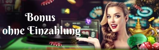 Casino Bonus Ohne Einzahlung – Die Besten Angebote Hier!